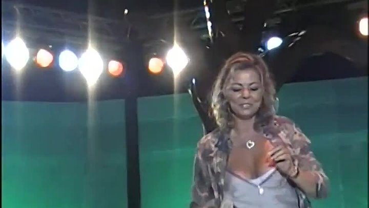 SANDRA - What Is It About Me (Live in Cottbus 2008)