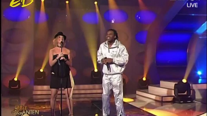 Dr. Alban - It's My Life (Live at Die Hit-Giganten)
