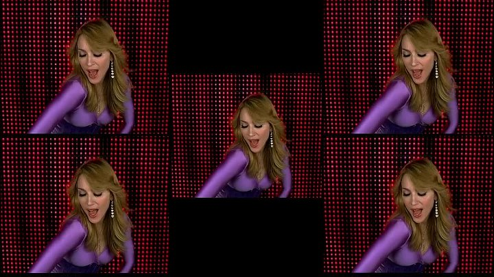 Sorry (Confessions Tour - Backdrop - Early Raw Cut Multiscreen)