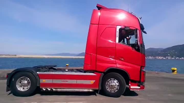 New Volvo Fh4