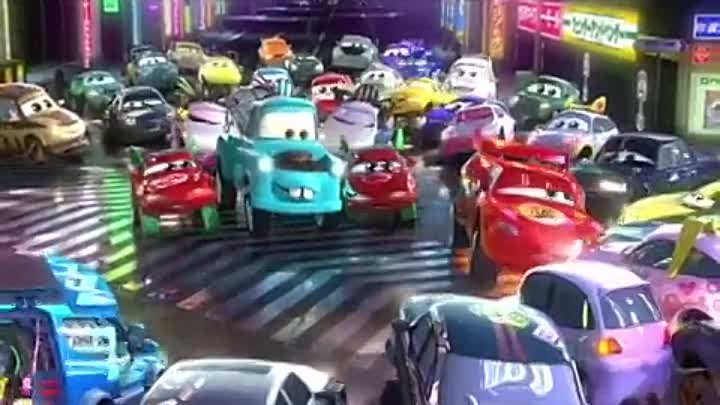 Cars. Cars Toons: Mater's Tall Tales. (Тачки. Байки Мэтра)