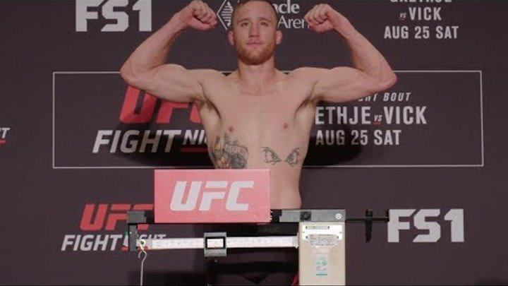 Fight Night Lincoln: Official Weigh-ins