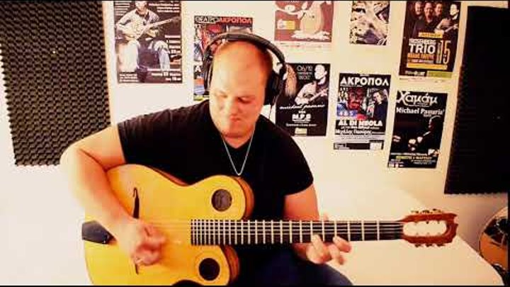 """Michael Paouris - """"The Rising Sun"""" (Cover)"""