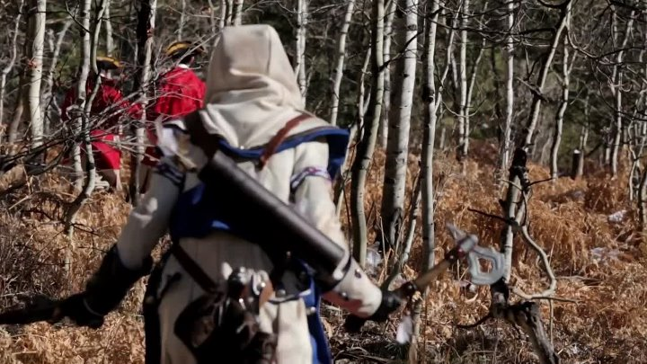 Assassin's Creed III- Lindsey Stirling.mp4