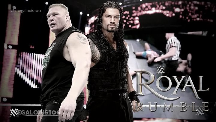 WWE Royal Rumble 2016 official theme song - (unknown title)