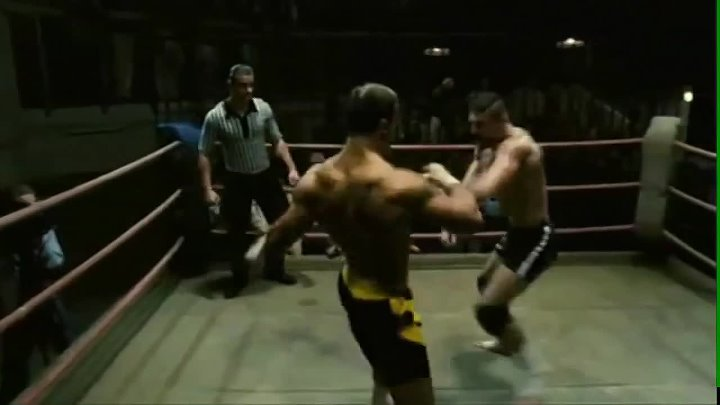 YURI BOYKA CAN'T BE TOUCHED-