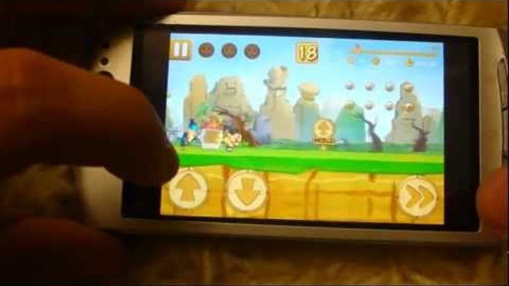 anDrOiD sOFt № 57( Angry Birds Star Wars, zombiewood, Starry Nuts, LAD )