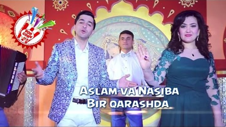 Aslam Nabiev va Nasiba Mirzohidova - Bir qarashda (Official music video)