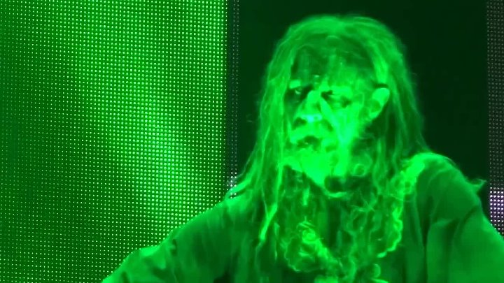 Rob Zombie Living Dead Girl (LIVE)