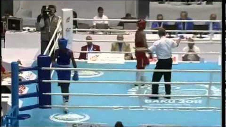 Light (60kg) Finals - Lomachenko Vasyl (UKR) VS Toledo Yasnier (CUB) - 2011 AIBA World Champs