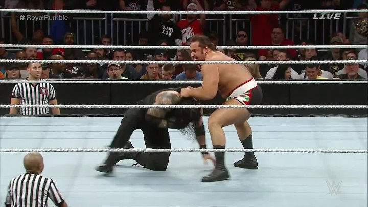 Ac-N1.CoM-WWE Royal Rumble 2016.Royal Rumble Match 2016 for the WWE World Heavyweight Championship-By Gogo
