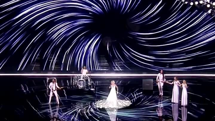 Polina Gagarina - A Million Voices (Russia) 2015 Eurovision Semi-Final 1