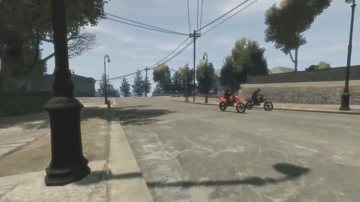 GTA IV «The Fast and The Furious»