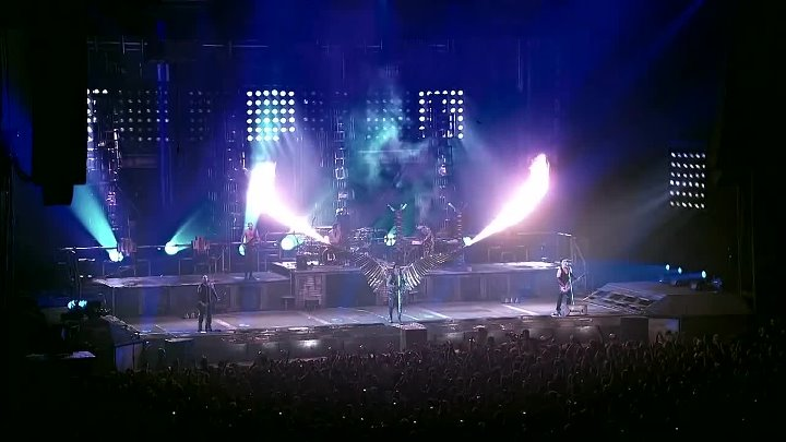 RAMMSTEIN - Engel (Live From MSG 2010)