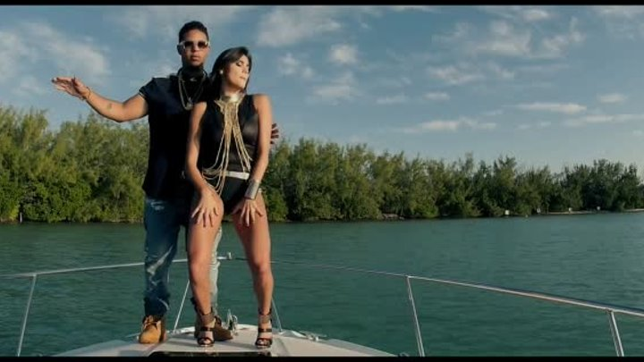Luisa Nicholls Feat. Fuego - Quiero Tenerte (Official Music Video)