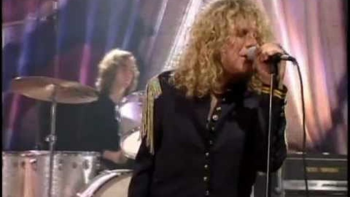 Jimmy Page & Robert Plant - (1998) Black Dog [ABC American Music Awards version]