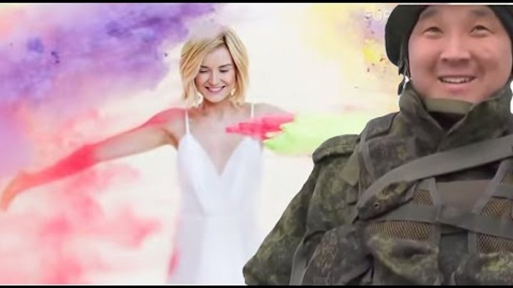 Polina Gagarina A Million Voices Russia 2015 Eurovision Song Contest War Cut Alternative video