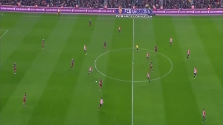 Barcelona vs Athletic Bilbao 3-1 Highlights & Goals 2015-16 La Copa 27-01-2016
