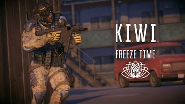Warface K.I.W.I freeze time