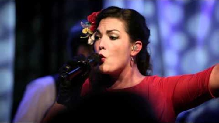Energy Live Session: Caro Emerald - «A Night Like This»