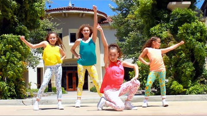 Fifth Harmony - Worth It ft. Kid Ink (Haschak Sisters)