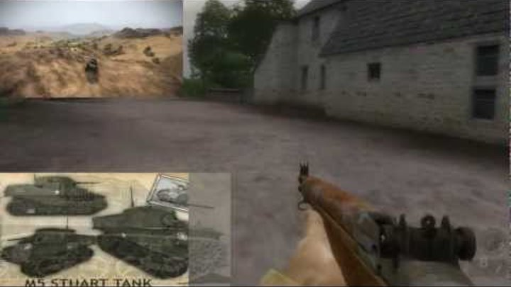 Brothers in Arms: Road to Hill 30 / серия 5 / бой за Вьервилль