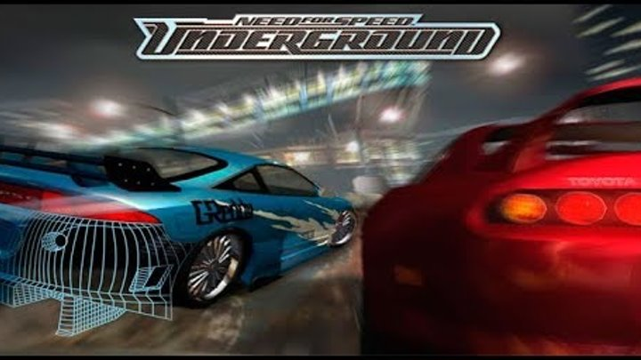 NFS Underground Redux + Best Soundtracks
