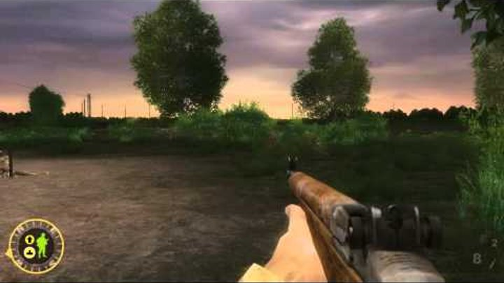 Brothers in Arms: Road to Hill 30 / серия 11 / Коул