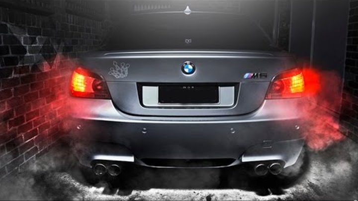 The Best ///BMW M5 V10