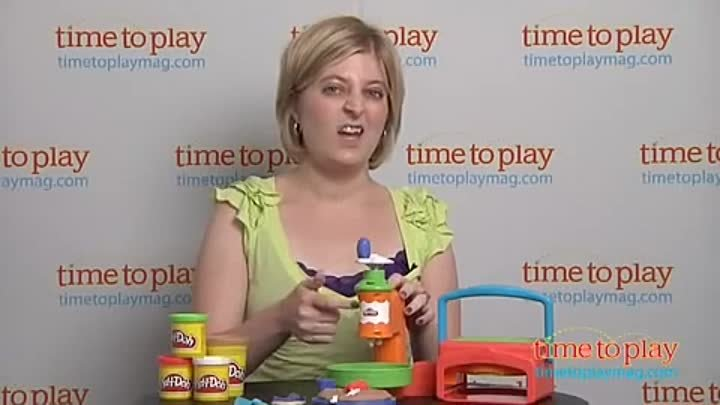 Play-Doh Twirl 'N Top Pizza Shop from Hasbro