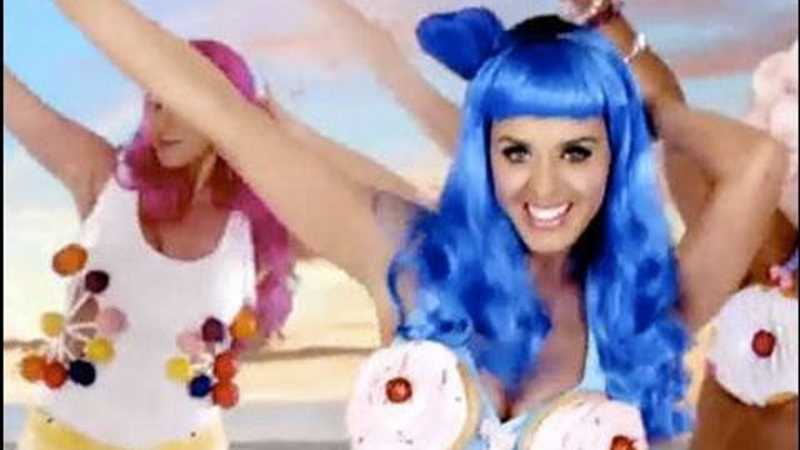 Katy Perry - California Gurls Music Video