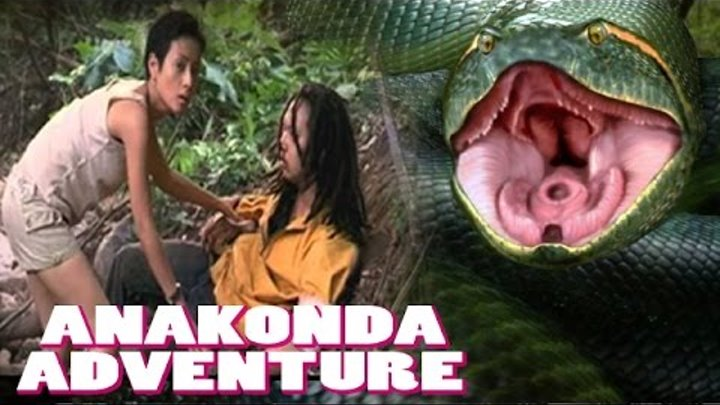 Anakonda Adventure - Full Telugu Movie [HD]