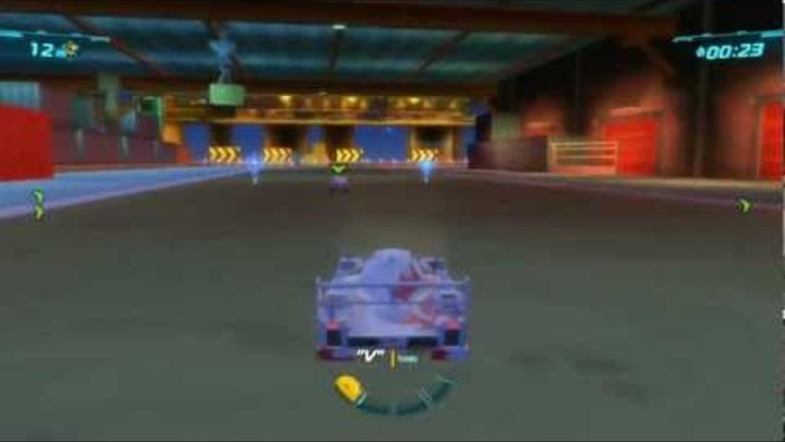 Тачки 2 .(Cars 2 The Video Game)