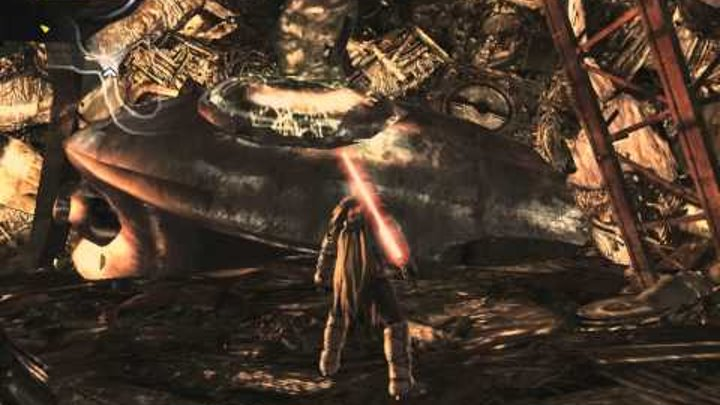Star Wars.Force Unleashed Ultimate Sith Edition.серия 3