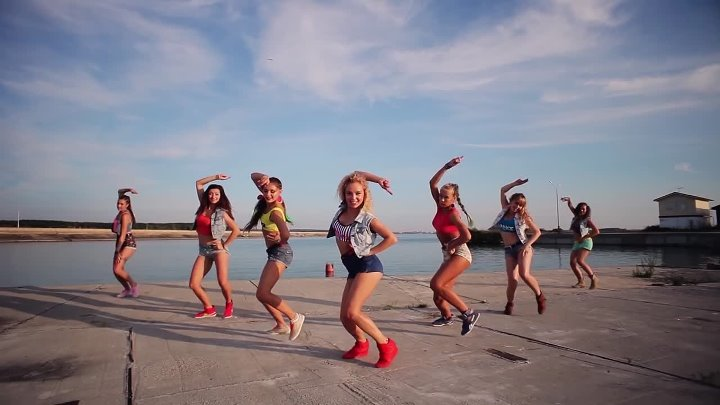 ˙·•●❤ Major Lazer - Watch Out For This Dance Super ❤●•·˙