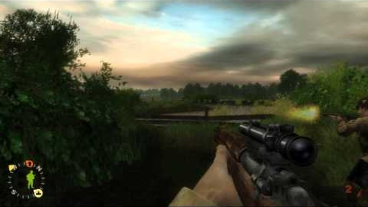 Brothers in Arms: Road to Hill 30 / серия 10 / Пурпурное сердце