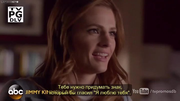 Касл _ Castle 8x10 Promo 'Witness for the Prosecution' [RUS SUB]