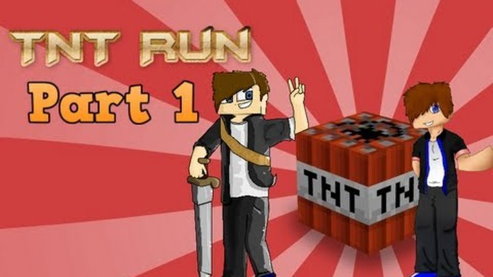 TNT Run,MineCraft Mini-games,(Part 1)