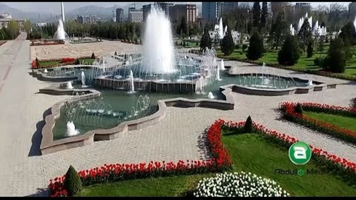 Dushanbe / Душанбе (Abdullo Media '2015) #4 HD