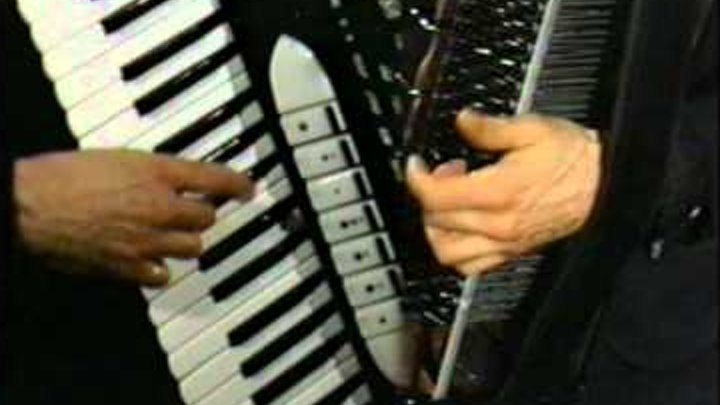 PERPETUAL MOTION (Moto Perpetuo) by N. Paganini / N. Ariondo, Nick Ariondo ~ free-bass accordion