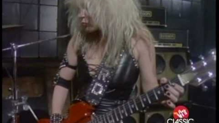 LITA FORD ¤ Out For Blood (1983)