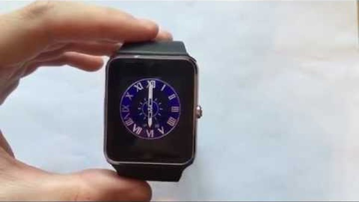 Смарт часы под IOS и Android. Smart Watch GT08