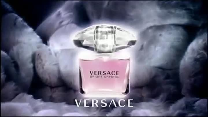 New Versace Bright Crystal TV Commercial _ реклама духов _ Версаче брайт кристал