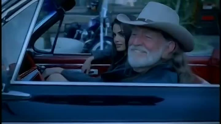 Willie Nelson - Maria (Shut Up And Kiss Me)