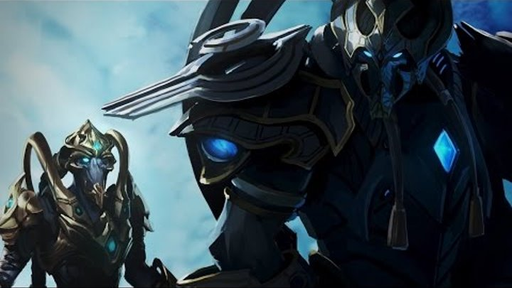 StarCraft II: Legacy of the Void — «Возвращение»