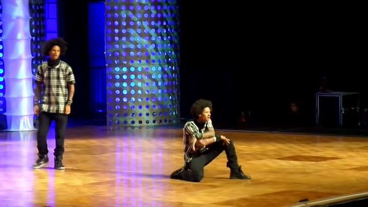 Les Twins - World Hip Hop Dance Las Vegas ставте класс