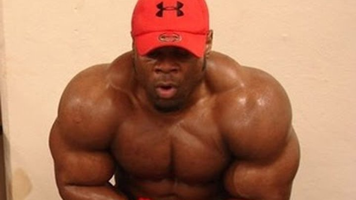KAI GREENE - BODYBUILDING SUPERSTAR