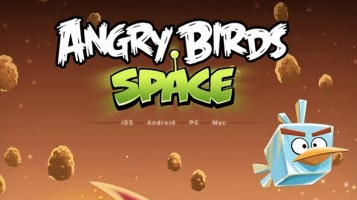 Angry Birds Space: Pig Bang Level 1-10 3-Star Walkthrough