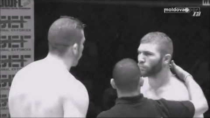 Ion Cutelaba (win) vs Malik Merad