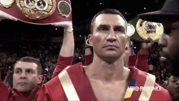 Лучшие поединки в карьере Владимира Кличко Greatest Hits Wladimir Klitschko HBO Boxing